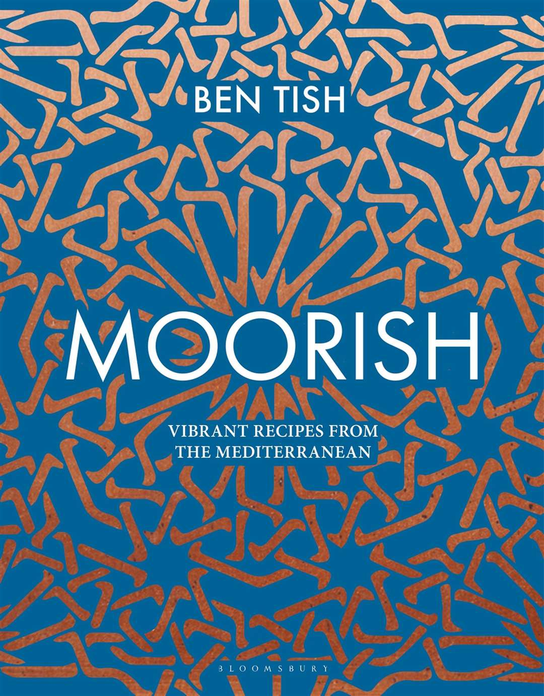 Moorish by Ben Tish, published by Bloomsbury Absolute.