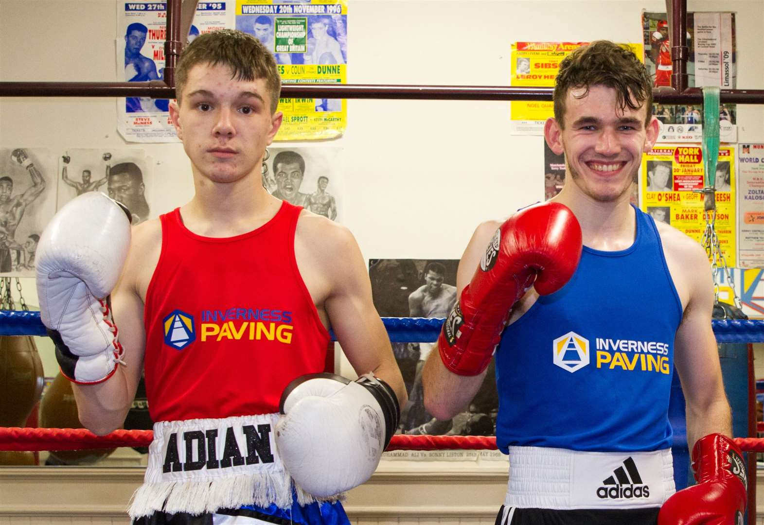City boxers fight in Cyprus tournament