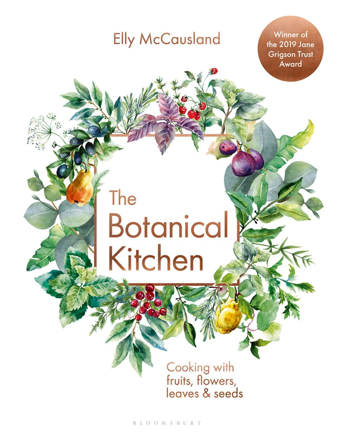 The Botanical Kitchen by Elly McCausland.Picture: Polly Webster/PA