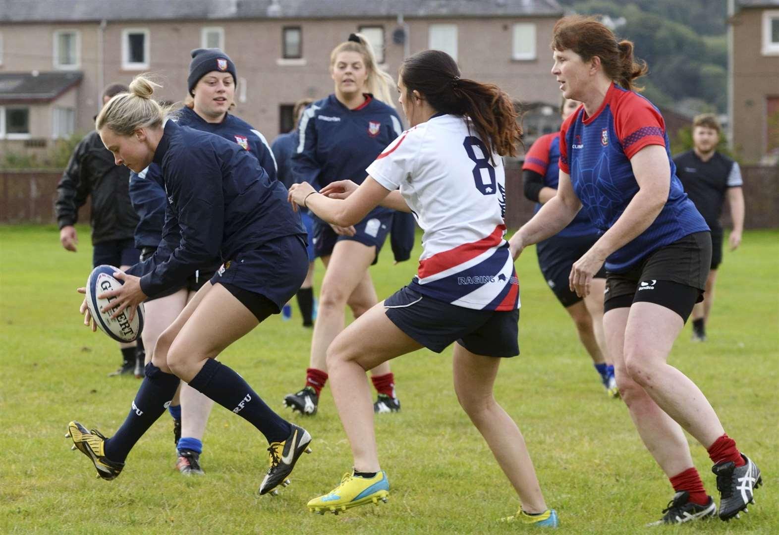 Recruitment drive boost for Inverness Craig Dunain Ladies