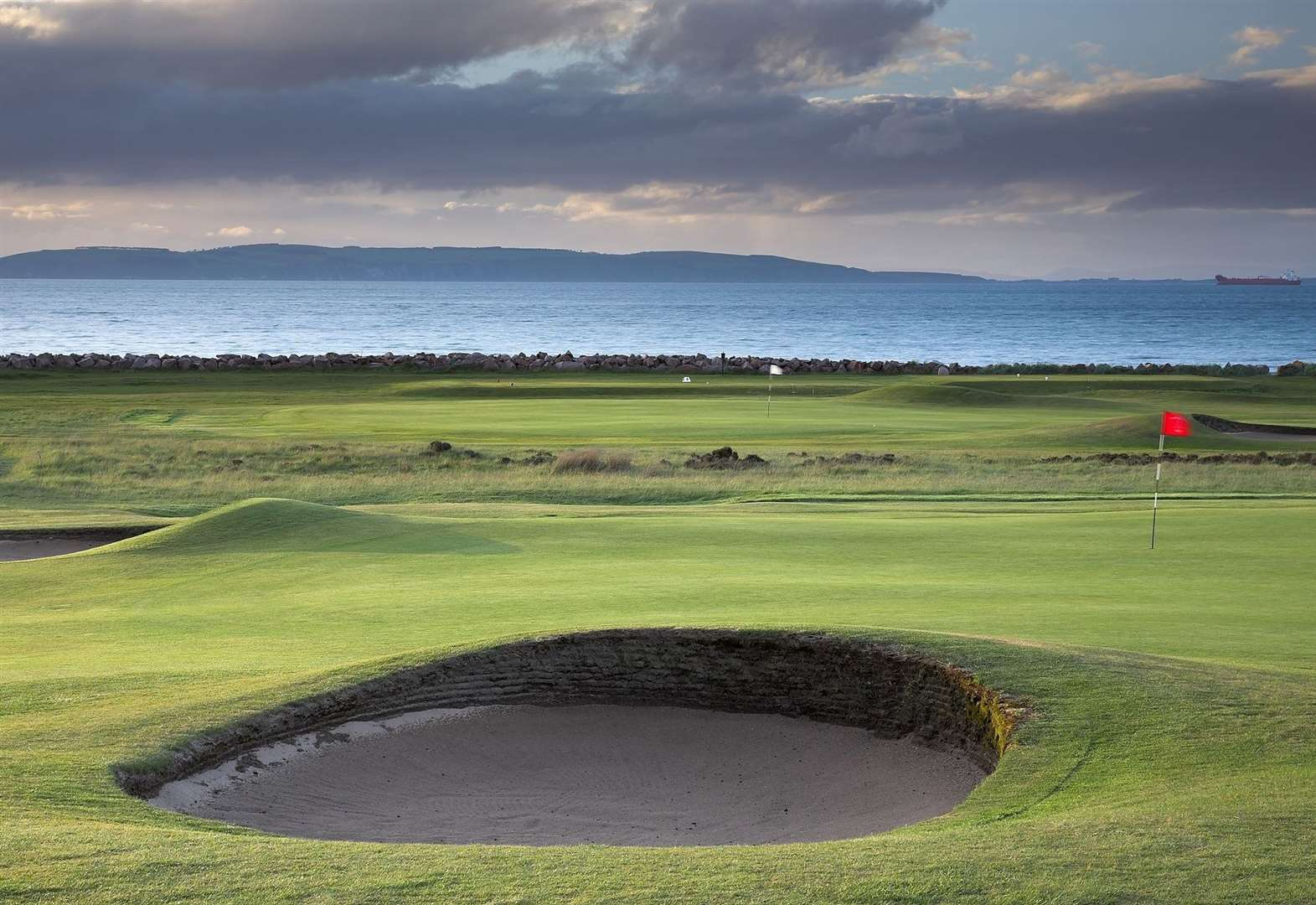 Nairn to host world's top amateur golfers in 2021