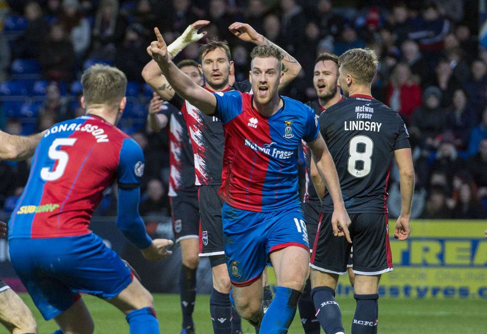 Inverness Caledonian Thistle receive payout from SPFL