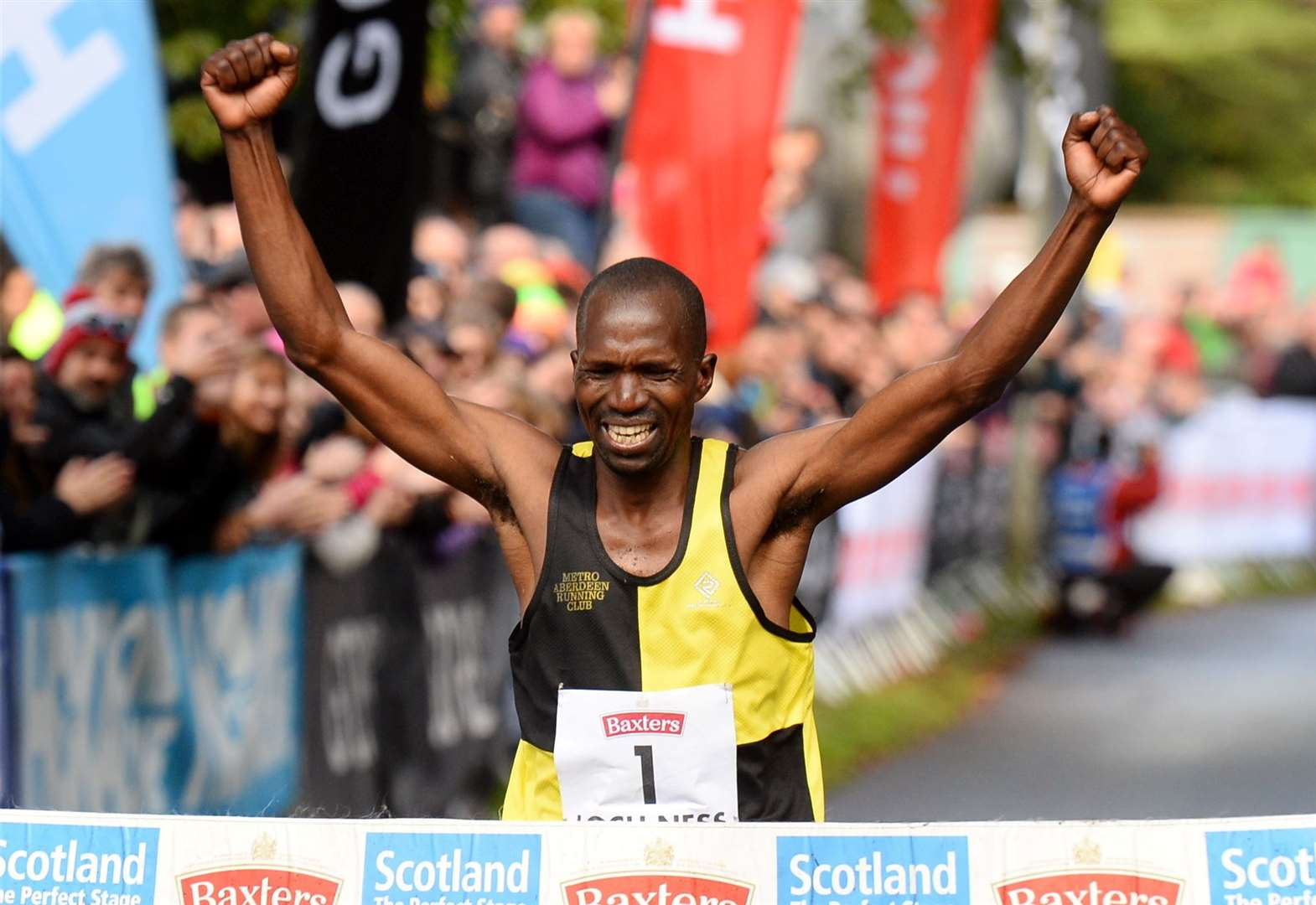 Loch Ness Marathon could help Highlands return to normality