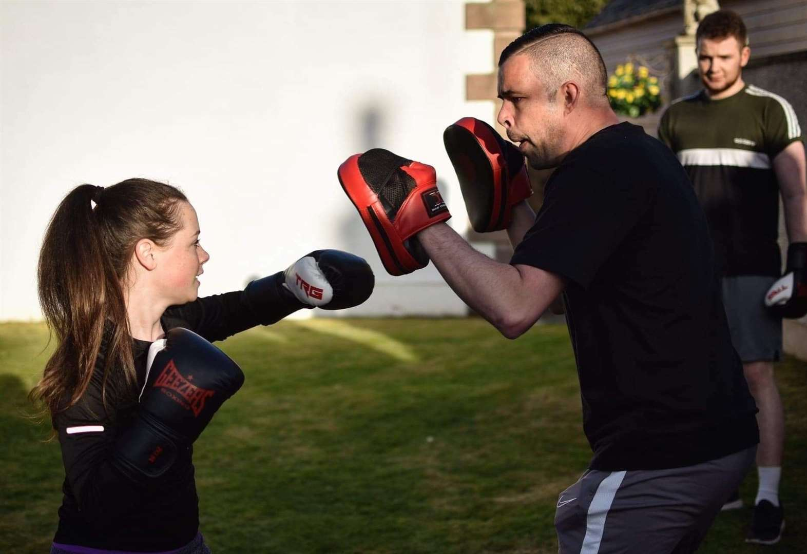 New boxing club wants to reach out