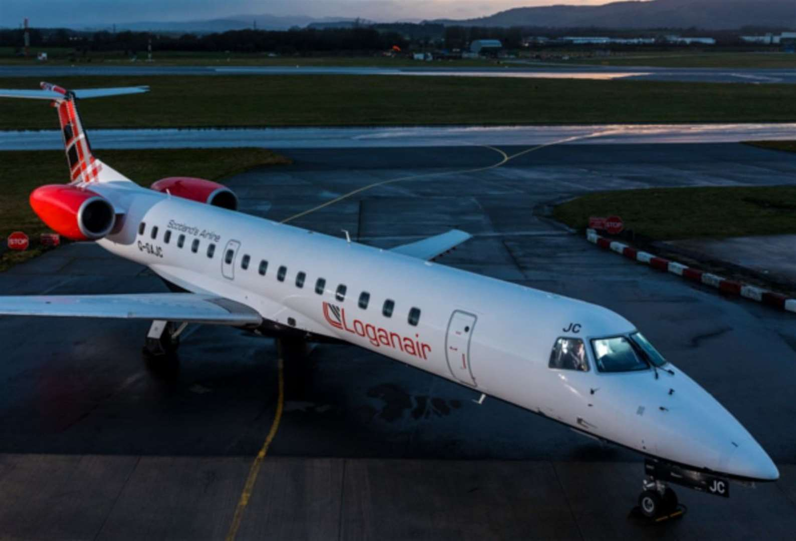 UPDATE: Travel organisation urges government to help Highland flights operator Loganair in the face of coronavirus crisis