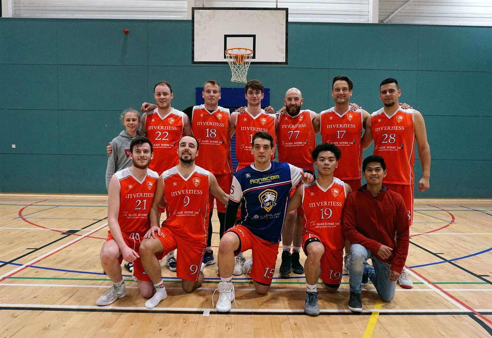Inverness City Lions roaring with pride at excellent start