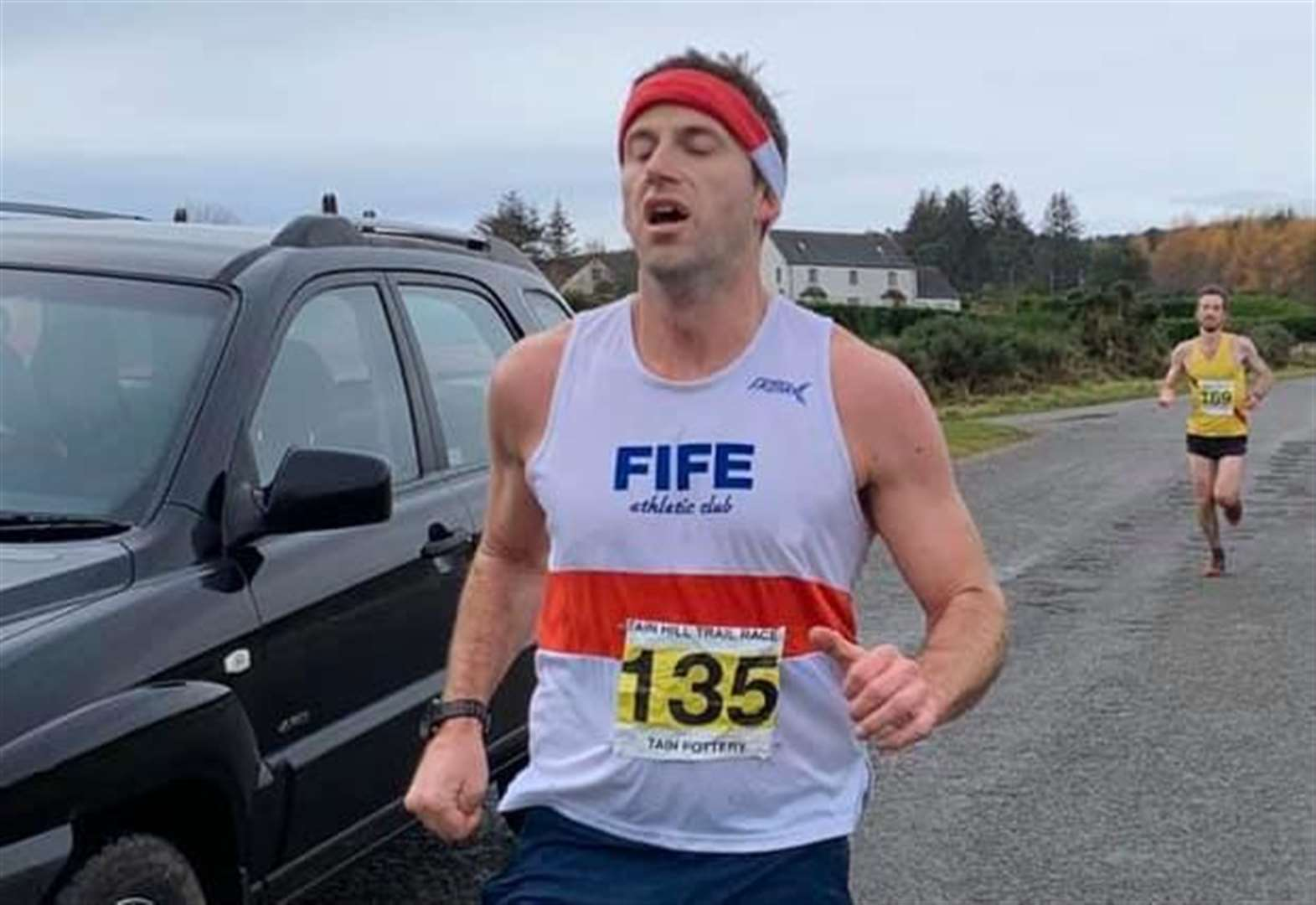Scott and Morrison claim Tain Hill Trail Race wins