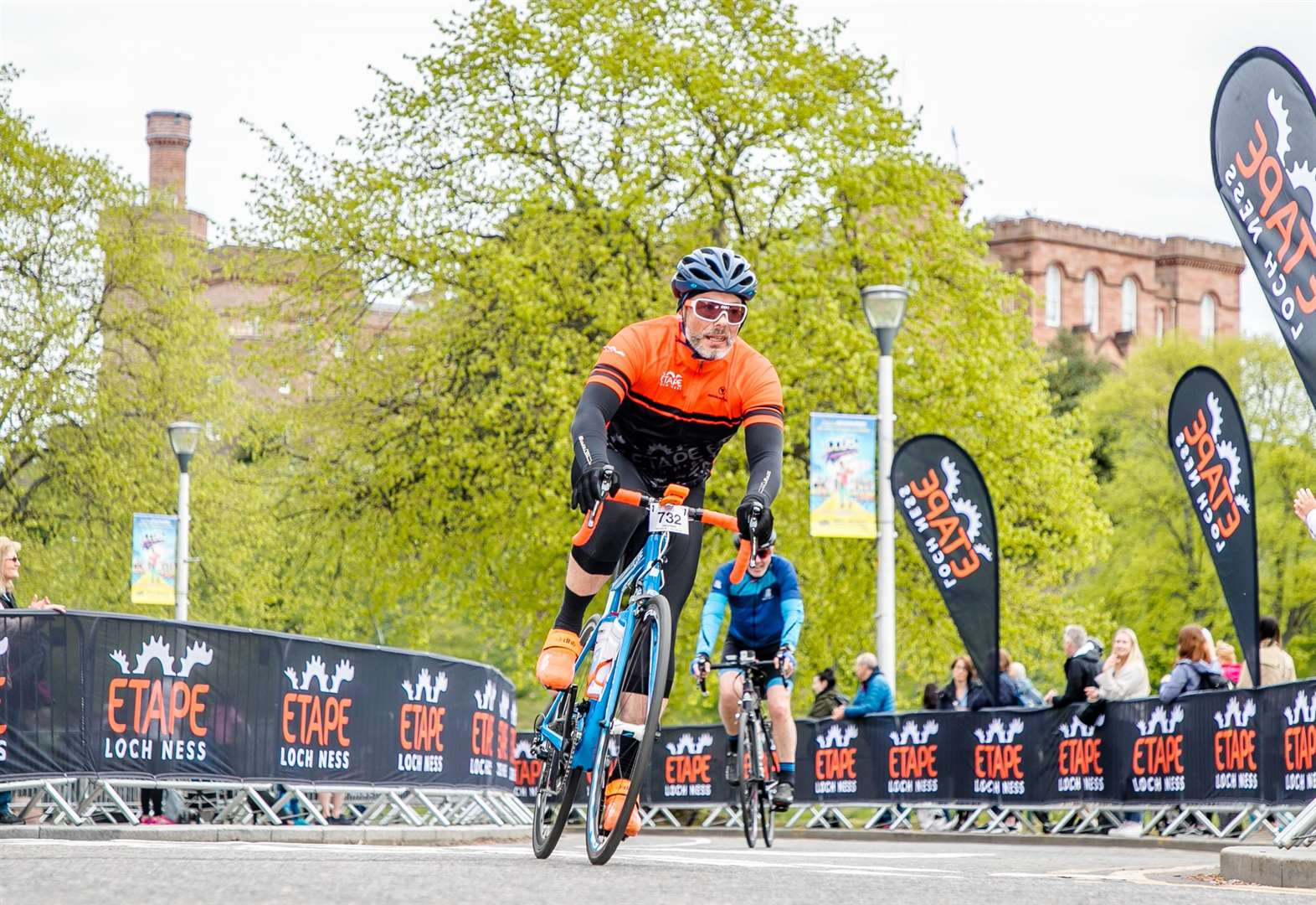 Thousands turn out to conquer Etape Loch Ness cycle challenge