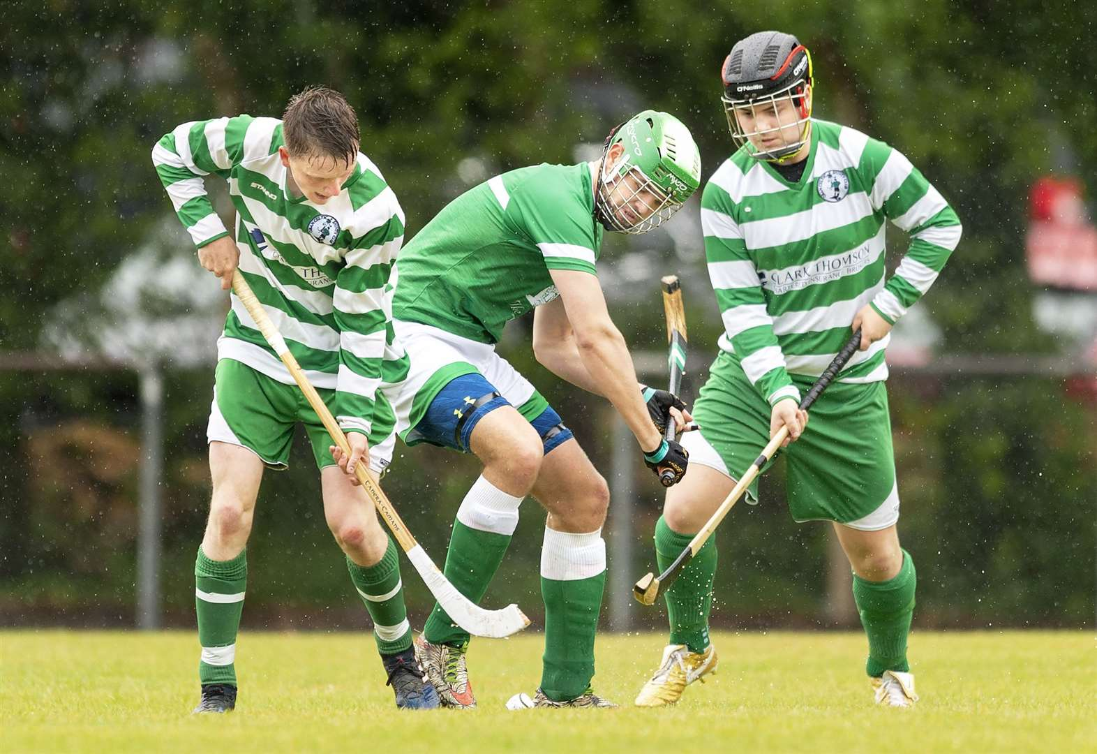Beauly, Glenurquhart and Lovat represented in Scotland under-21s shinty hurling squad
