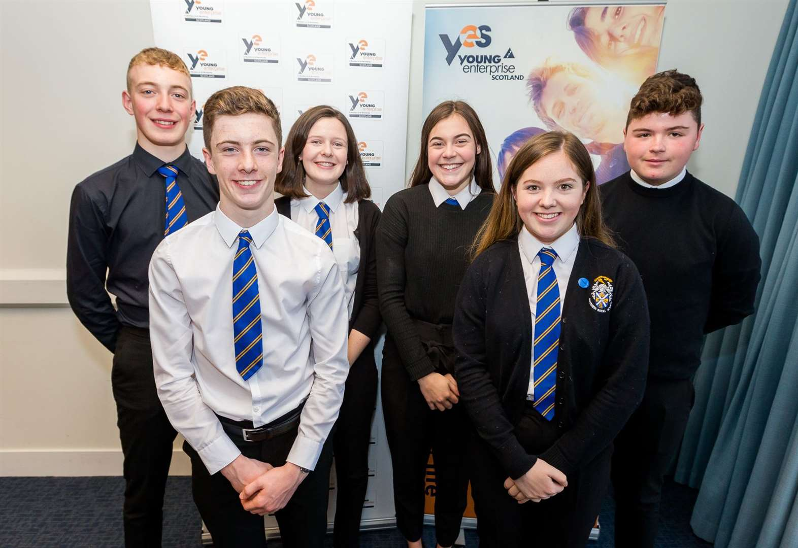 Inverness pupils brave Dragons' Den