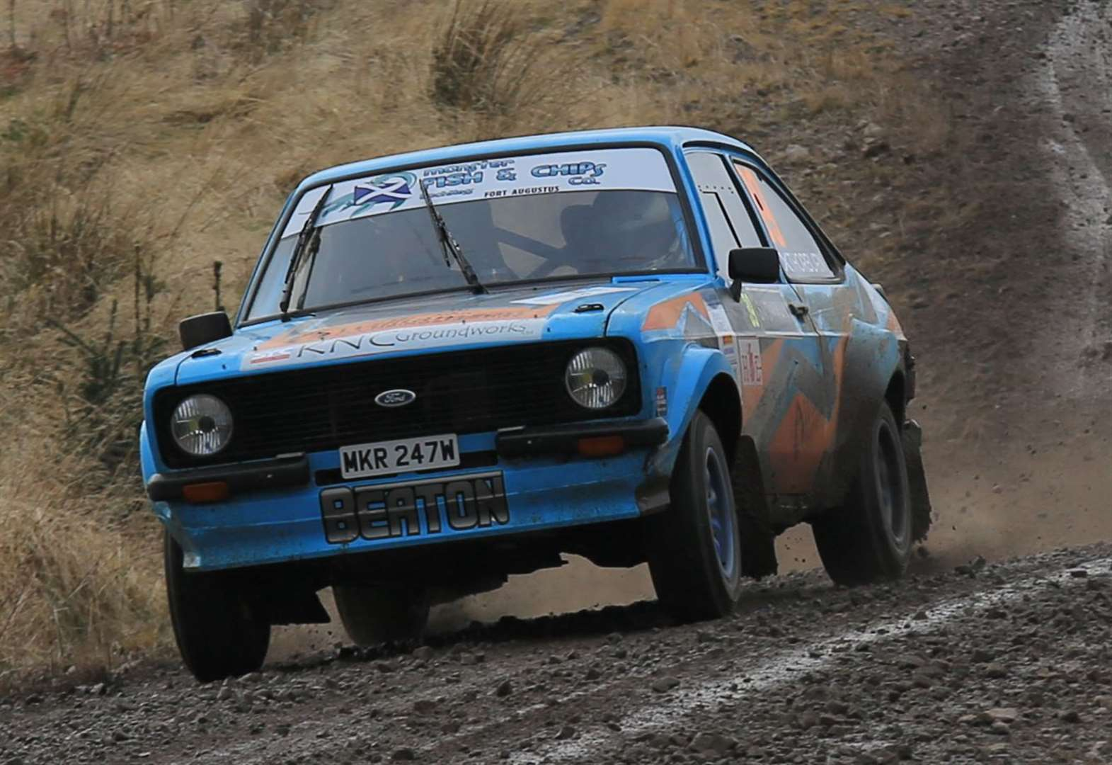 All events on Scottish Rally Championship calendar cancelled