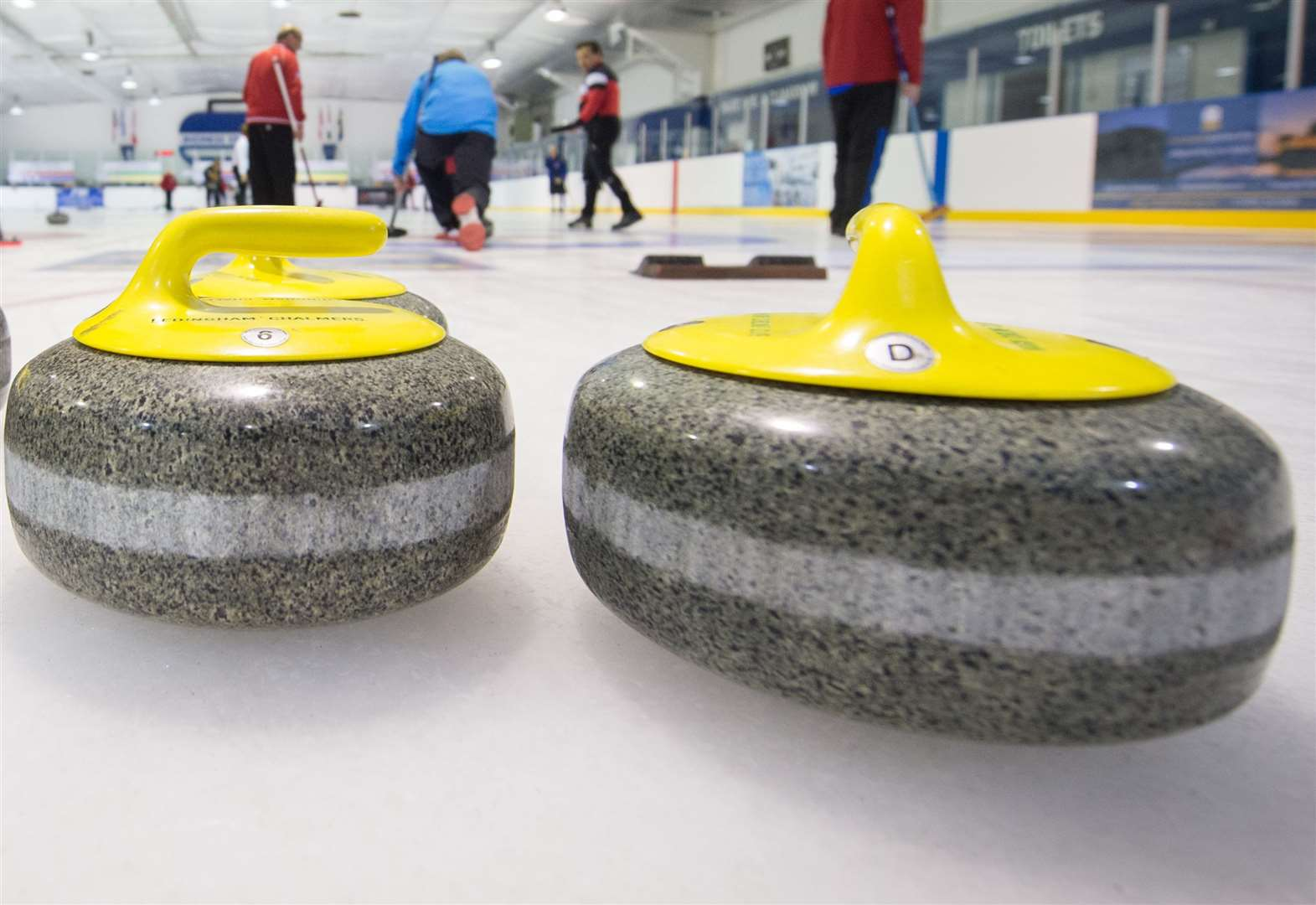 Greenwood recalls former champion in Inverness curling league