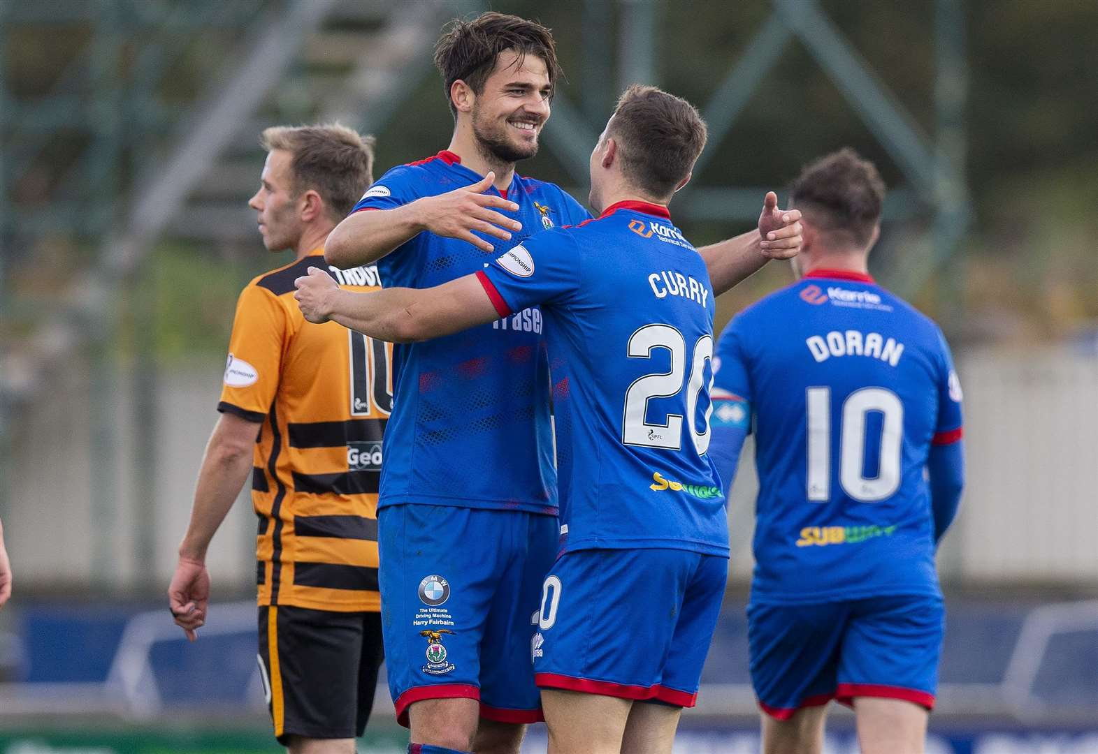 Alloa will be better side than Challenge Cup warns Inverness manager