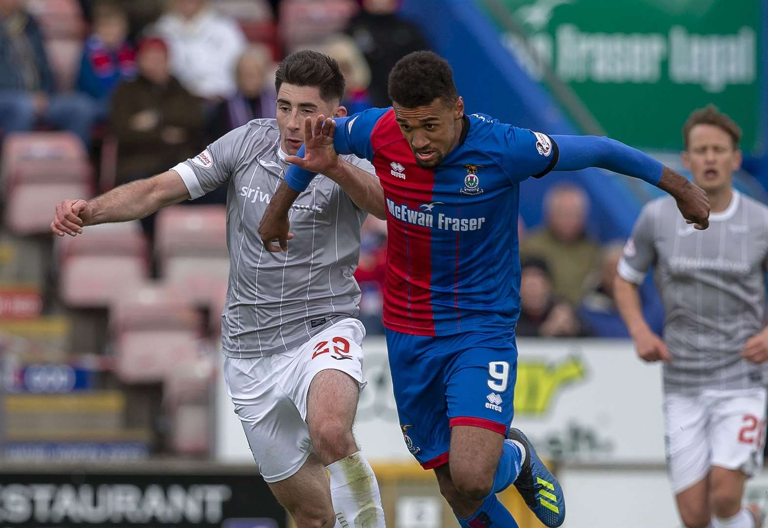 Austin leaves Inverness Caledonian Thistle for Lowland League