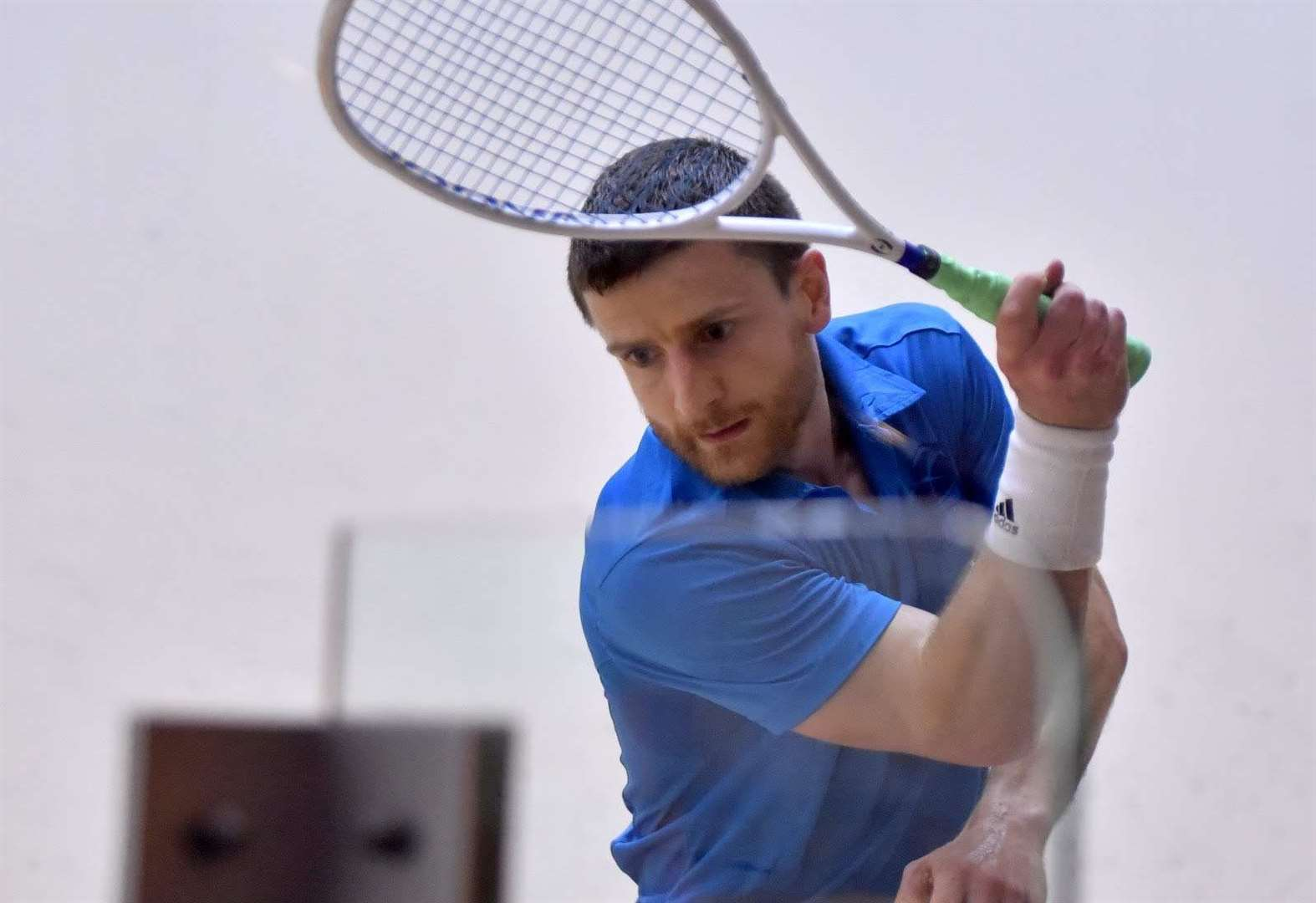 Tough draw for squash duo in US
