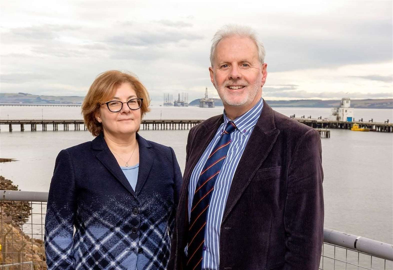 New chairman and two board members appointed at Port of Cromarty Firth