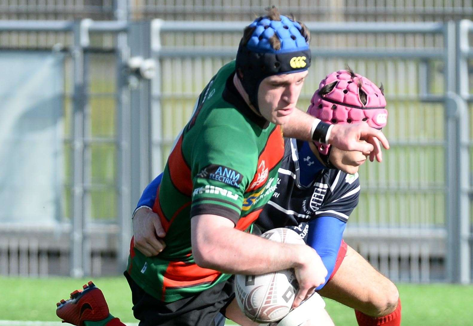 Highland run in five tries in bonus point win over Boroughmuir