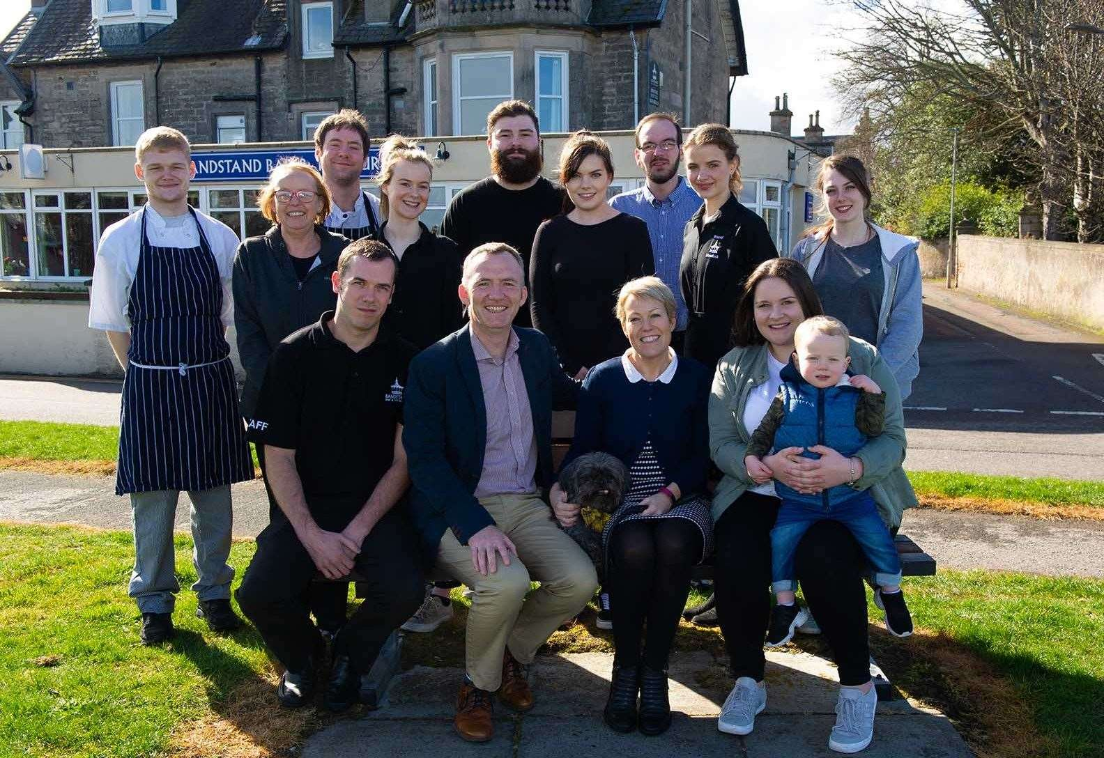 Popular Nairn hotel aims to thrive in new hands