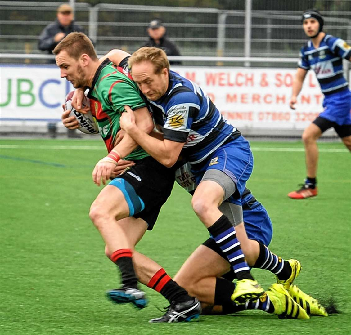 Iain Chisholm remains Highland's only injury concern for tomorrow's trip to Lasswade.