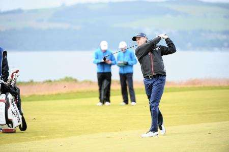 Russell Knox is expected to soar into the top 50 in the world rankings