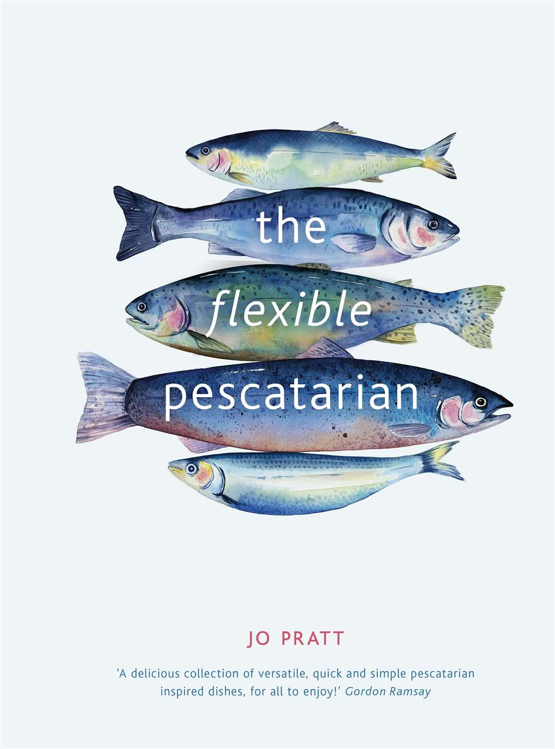 The Flexible Pescatarian by Jo Pratt is published by White Lion, priced £20. Available now. Picture: PA Photo/Susan Bell