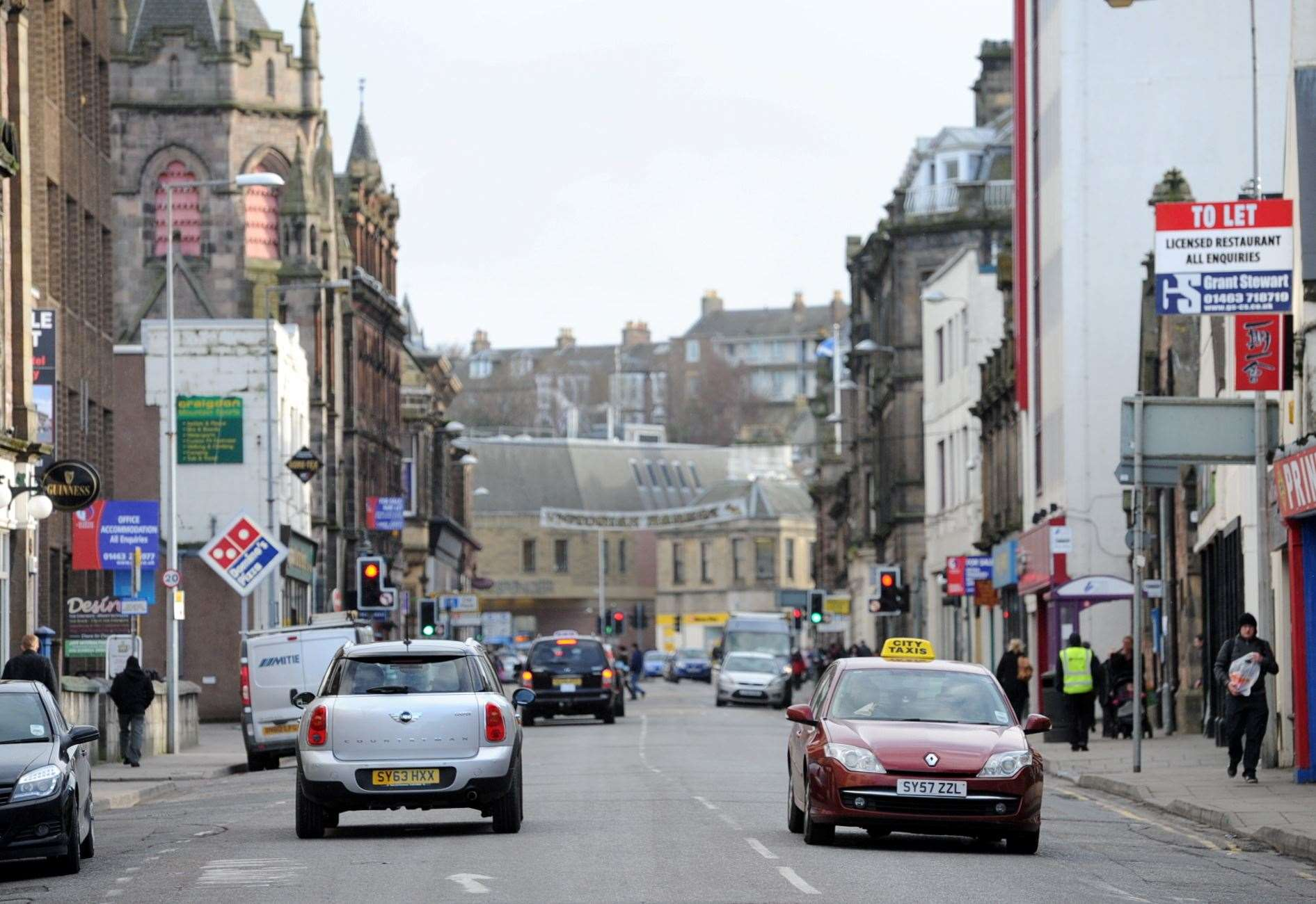 Decision day for city centre plan
