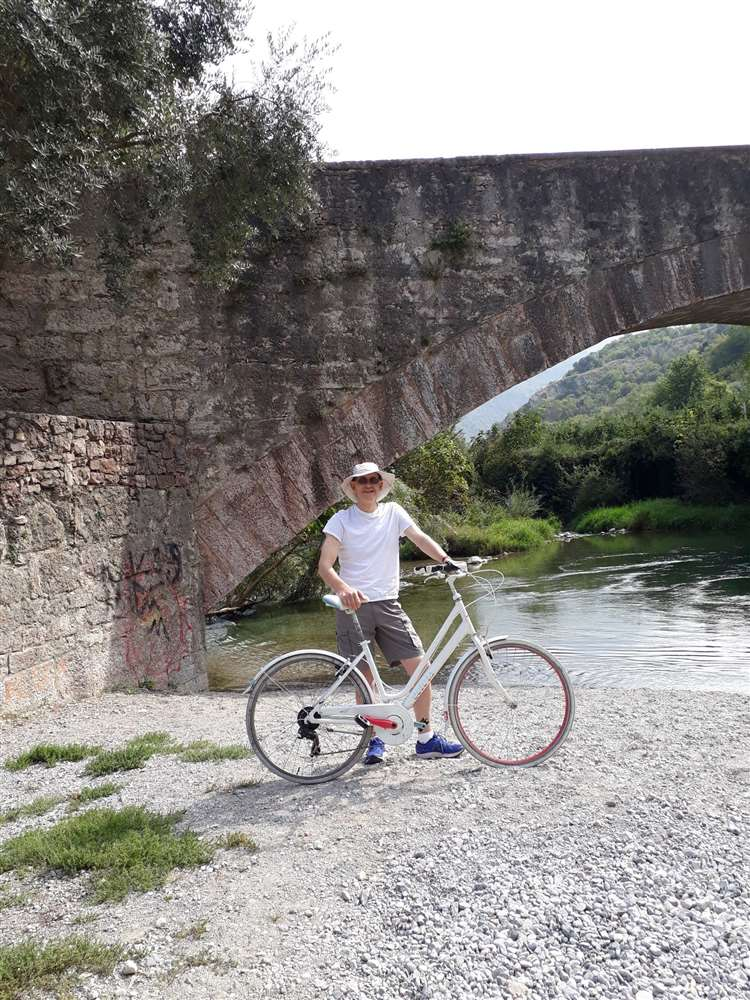 Double transplant patient takes part in Etape Loch Ness to