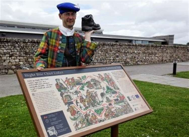 Volunteers wanted to take a step back in time at Culloden Battlefield
