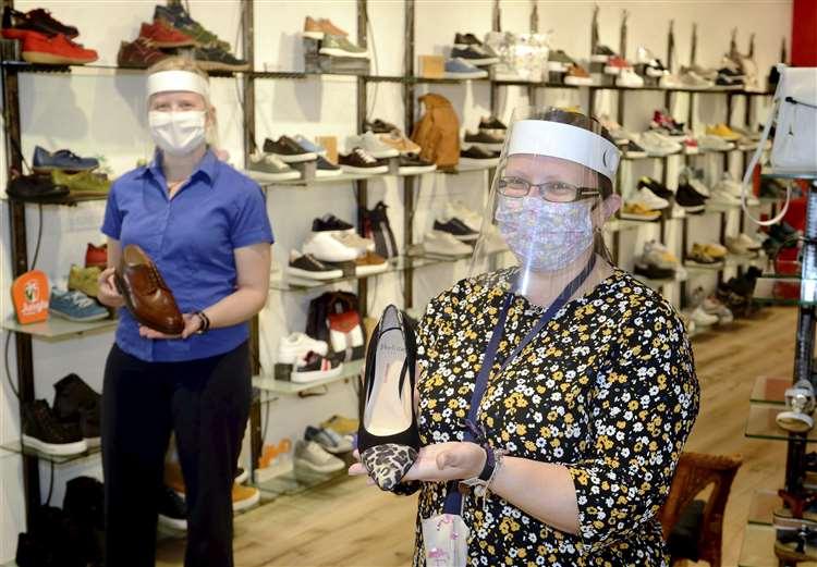shoe shops eastgate
