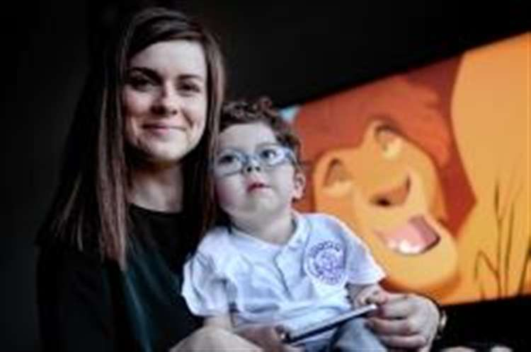 Boxing champ to have one more fight for Inverness toddler