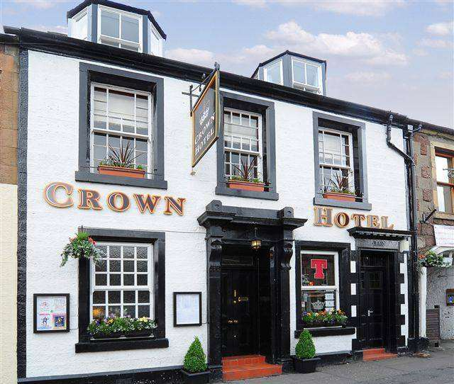Crown Hotel, Callander