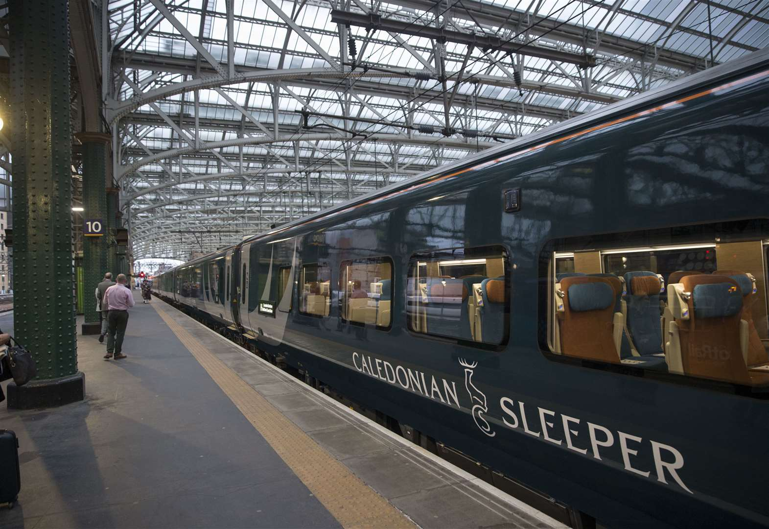 New carriages had been due to run on the Sleeper service from early next month.