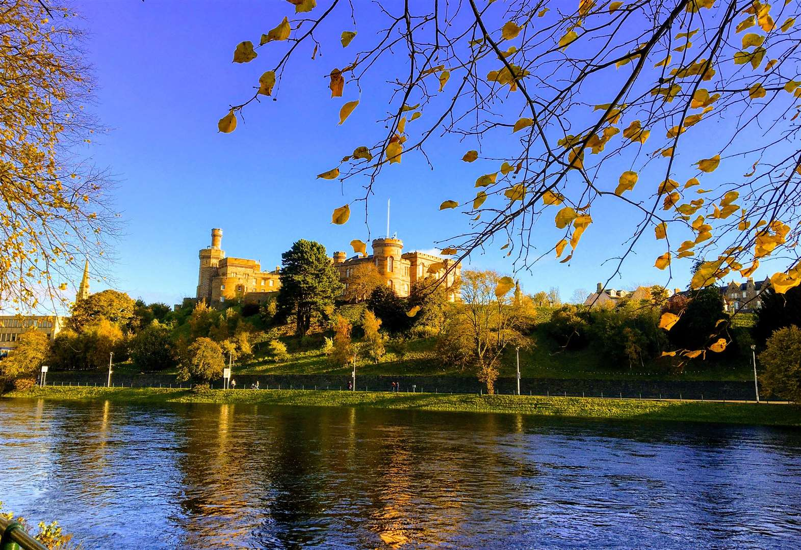 Inverness named one of the most welcoming places in the UK