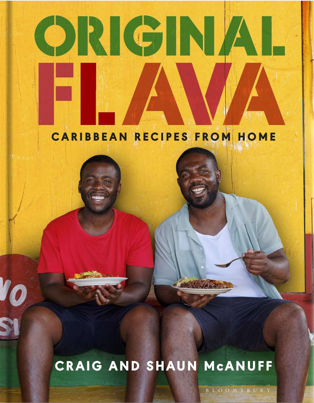 Original Flava: Caribbean Recipes From Home by Craig and Shaun McAnuff, is published by Bloomsbury, priced £20. Available now.