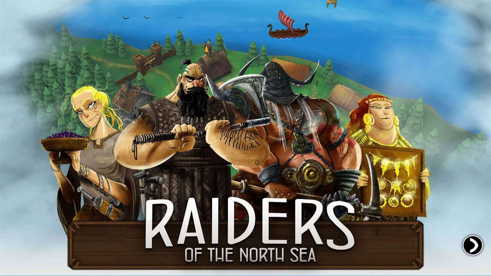 Raiders of the North Sea. Picture: Handout/PA