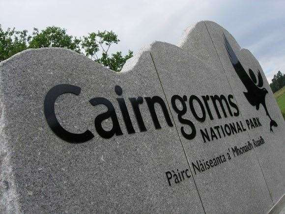 Visitors will be welcomed back to the Cairngorms National Park but not yet.