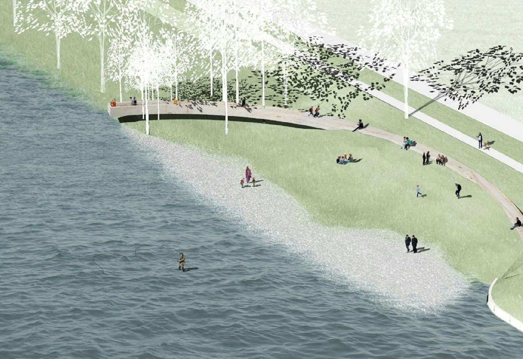 Highland Council chief warns of 'reputational risk' over River Ness art