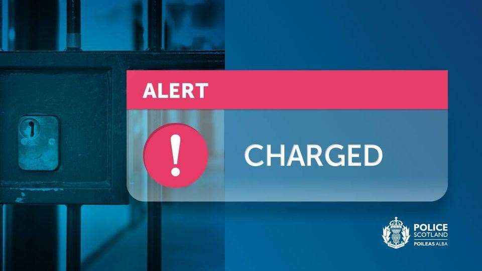 Police have charged a 17-year-old male.