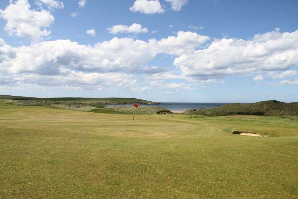 Reay Golf Club. Picture: Reay Golf Club