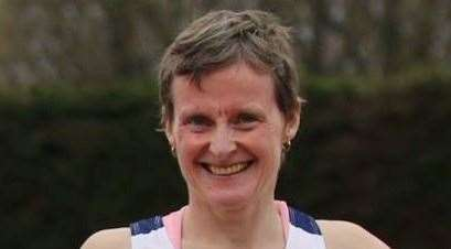 Julie Wilson helped Inverness Harriers claim second place.