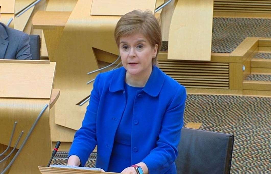 First Minister announces roadmap out of Covid lockdown