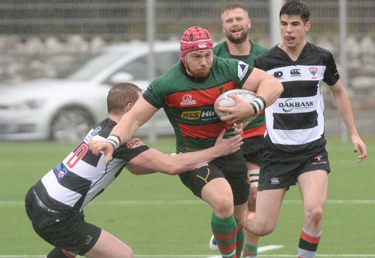 Highland concede 13 point lead to lose in Edinburgh