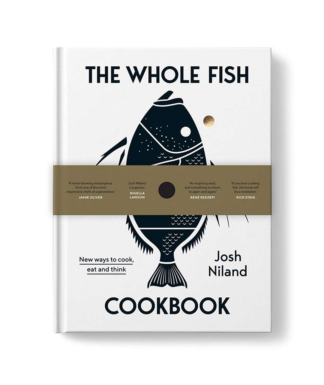 The Whole Fish Cookbook: New ways to cook, eat and drink by Josh Niland.PA Photo/Hardie Grant/Rob Palmer