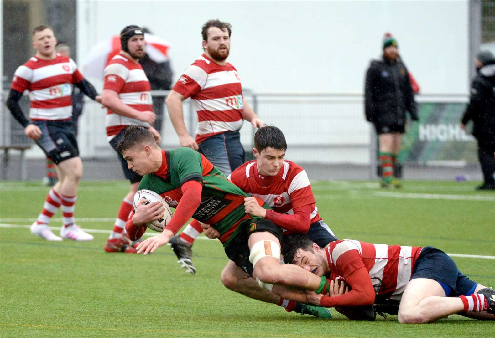 Highland Seconds put progress of the club first.