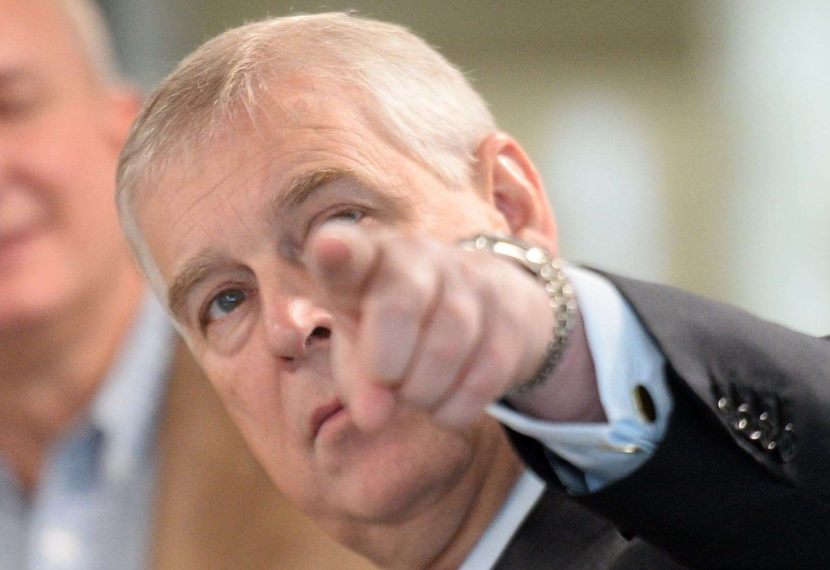 Petition puts Prince Andrew's links to Inverness under the spotlight
