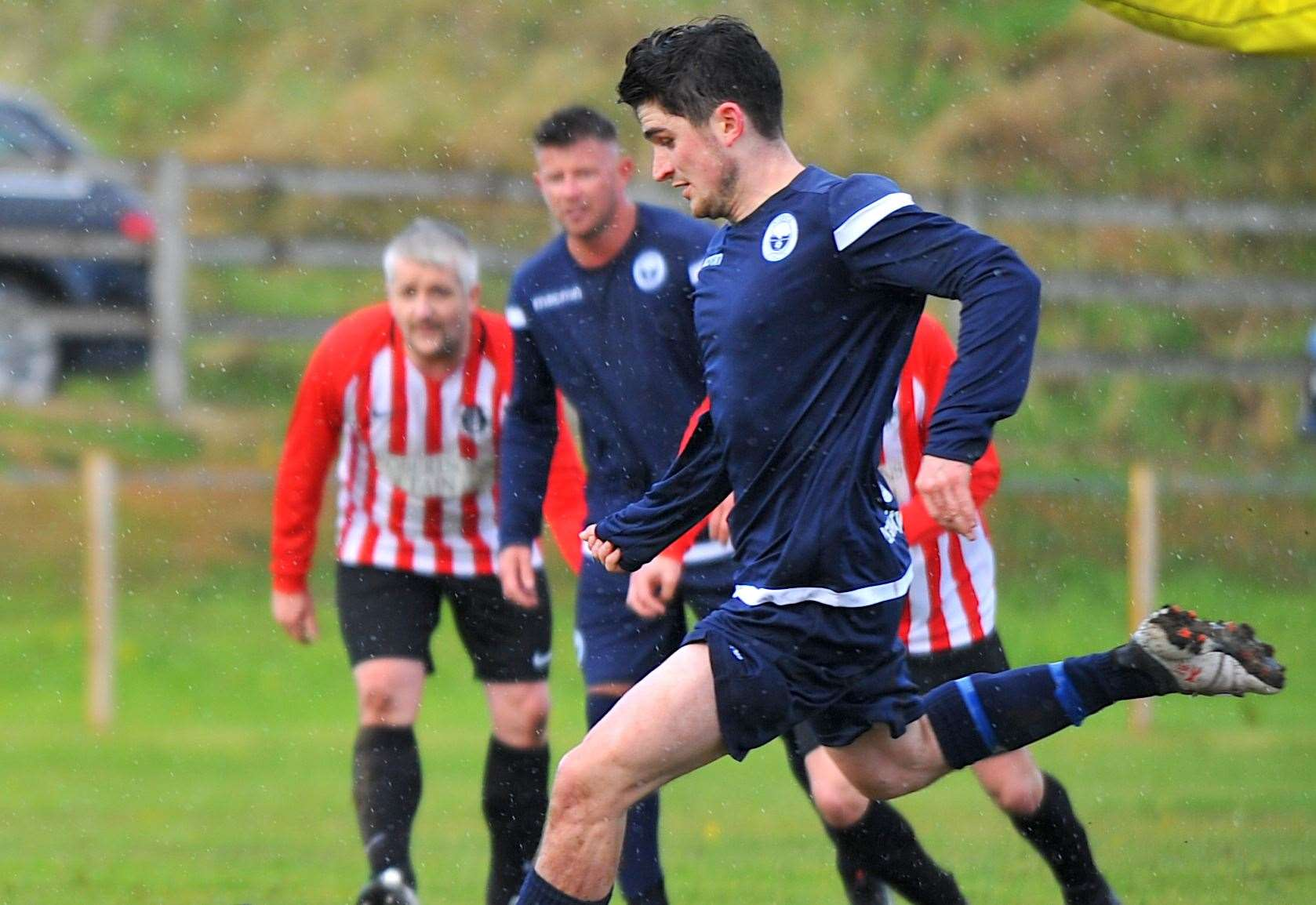 Inverness Athletic suffer defeat in Orkney