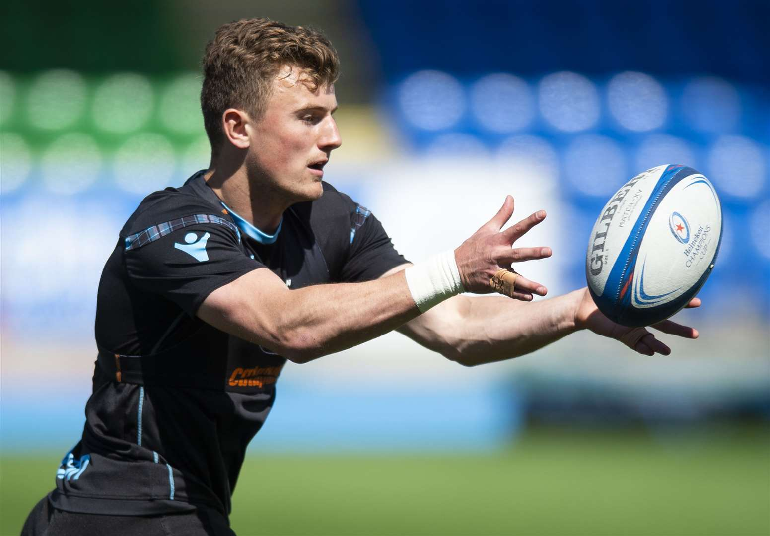 Paddy Kelly is one of three Inverness players currently in the Glasgow Warriors set-up. Pictures: SNS Group/SRU