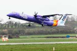 Flybe has announced the suspension of its Inverness to London City Airport service.