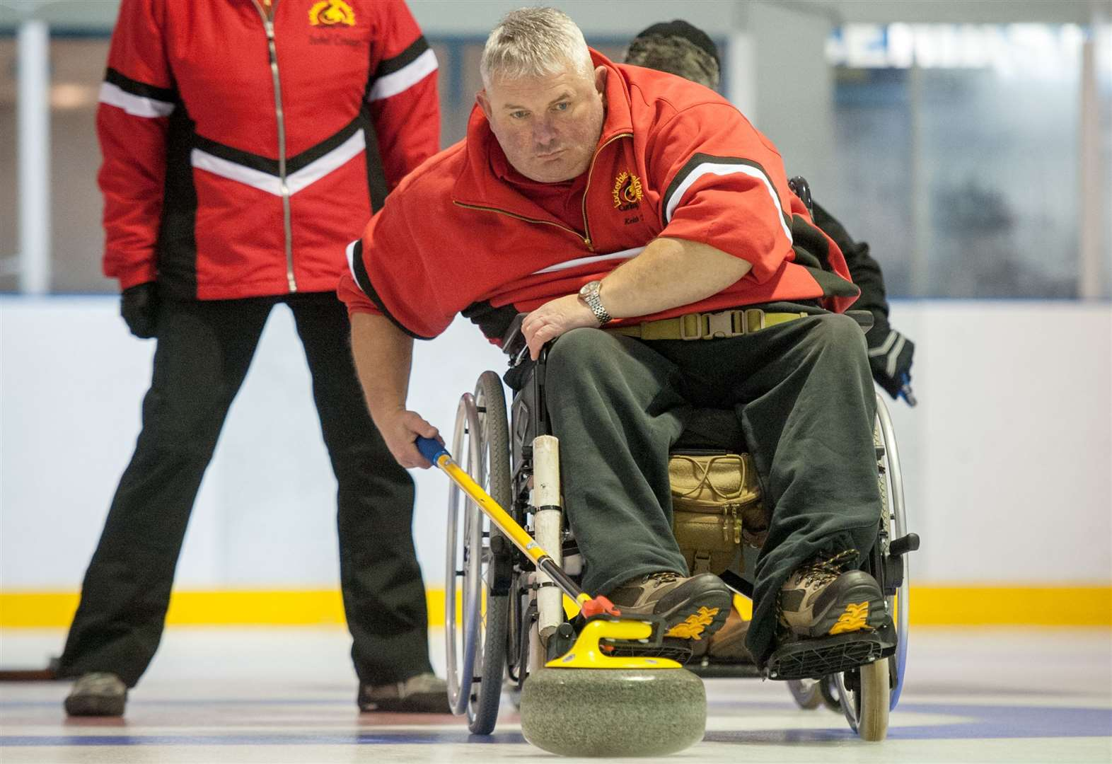Inverness to host top wheelchair curling event
