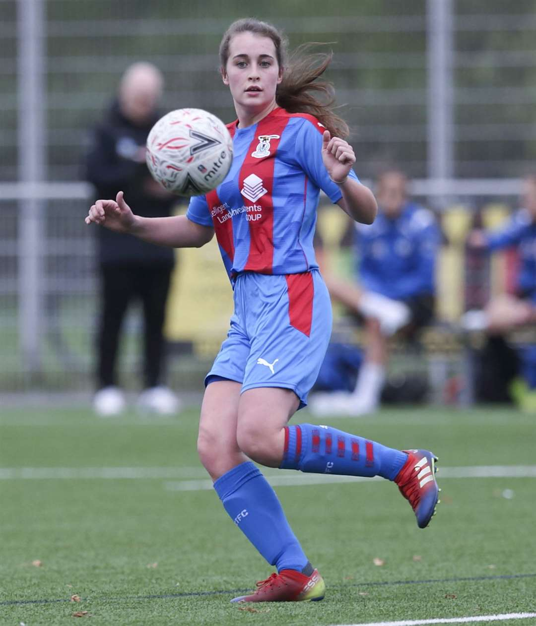 Testing not an option for Inverness Caley Thistle Women
